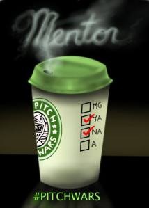 pitchwars mentor coffee
